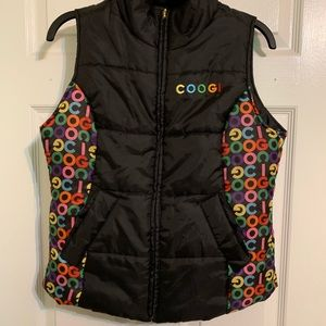 Coogi Women's Puffer Vest